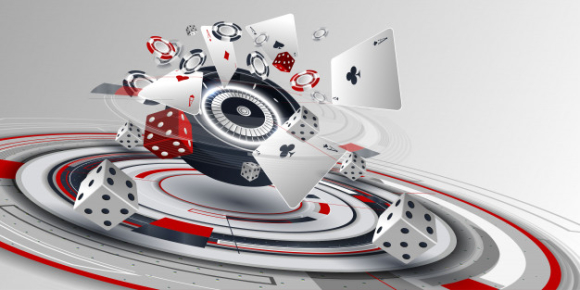 Casino-poker-card-roulette-wheel-elements_91128-249