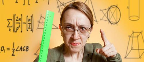 Teacher-is-a-bully