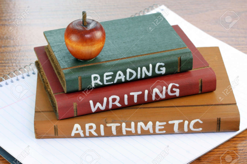 5116462-three-wooden-books-with-reading-writing-and-arithmetic-painted-on-them-sitting-on-a-spriral-notepad-