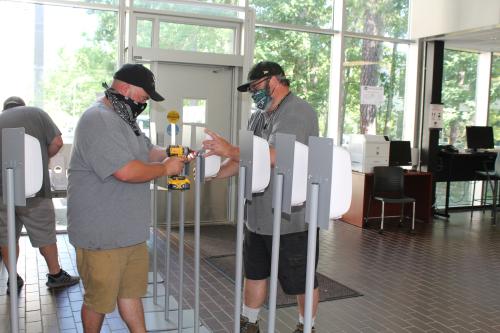 Stockton hand sanitizers