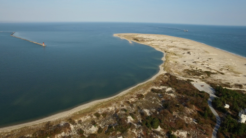 DNREC to reopen The Point at Cape Henlopen Sept. 1