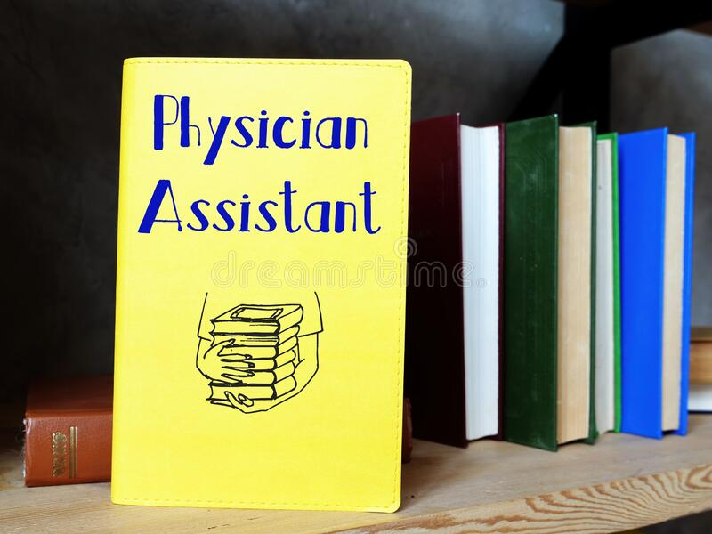 Career-concept-meaning-physician-assistant-phrase-sheet-188720041