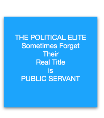 The political elite
