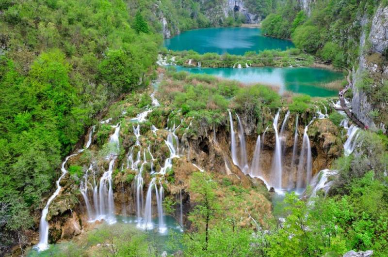 Plitvice Lakes - klinfo.rtl.hr