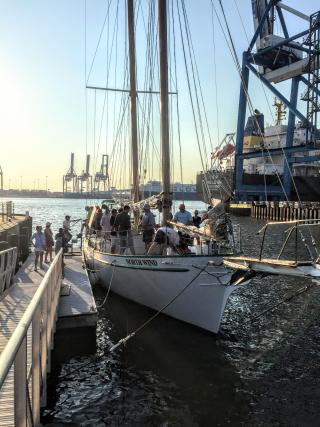 At-dock