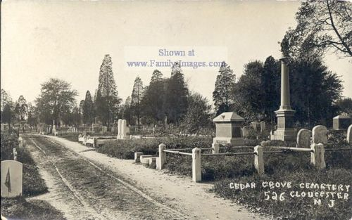 1910_or_so_cedar_grove_cemetery_glouches