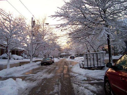 2006 Snow Storm