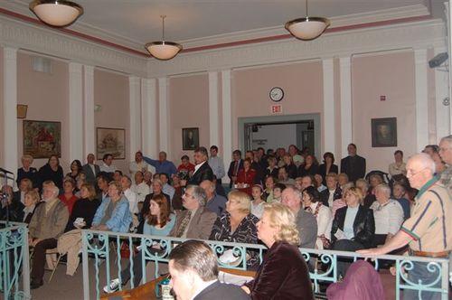 Gloucester City Council Reorganization Meeting 2007
