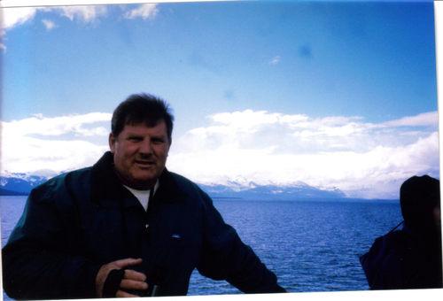 In land waterway Alaska Cruise