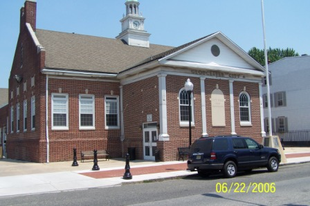 Gloucester City Police Administration building